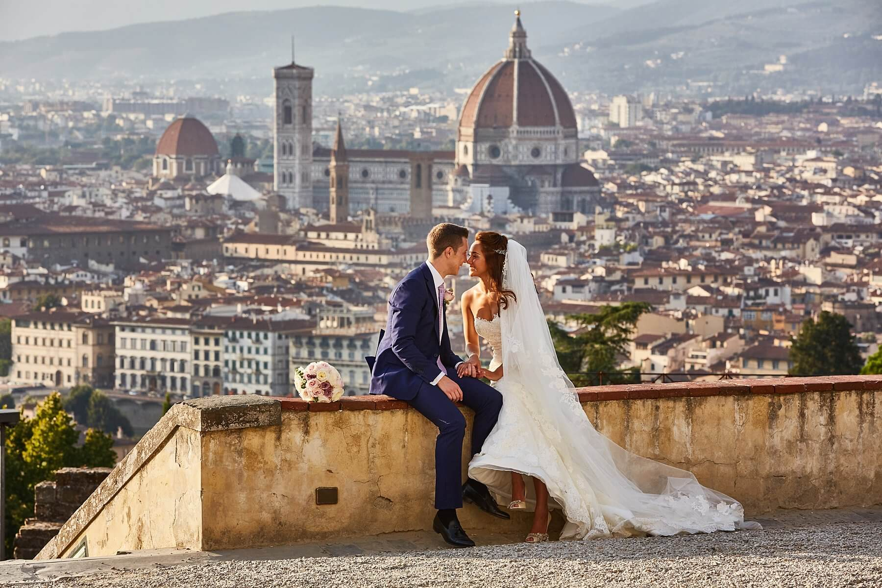 Wedding in Florence Italy