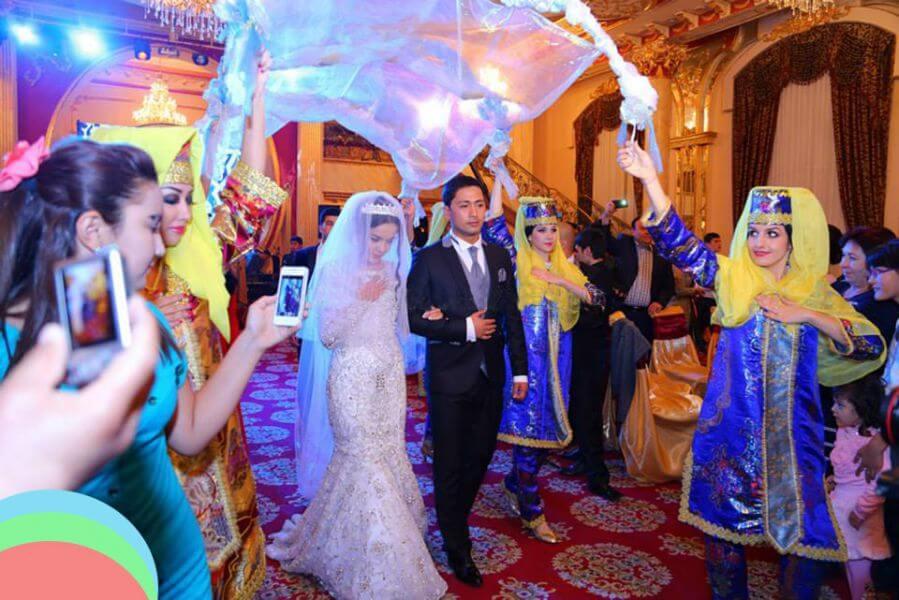 Weddings in tashkent