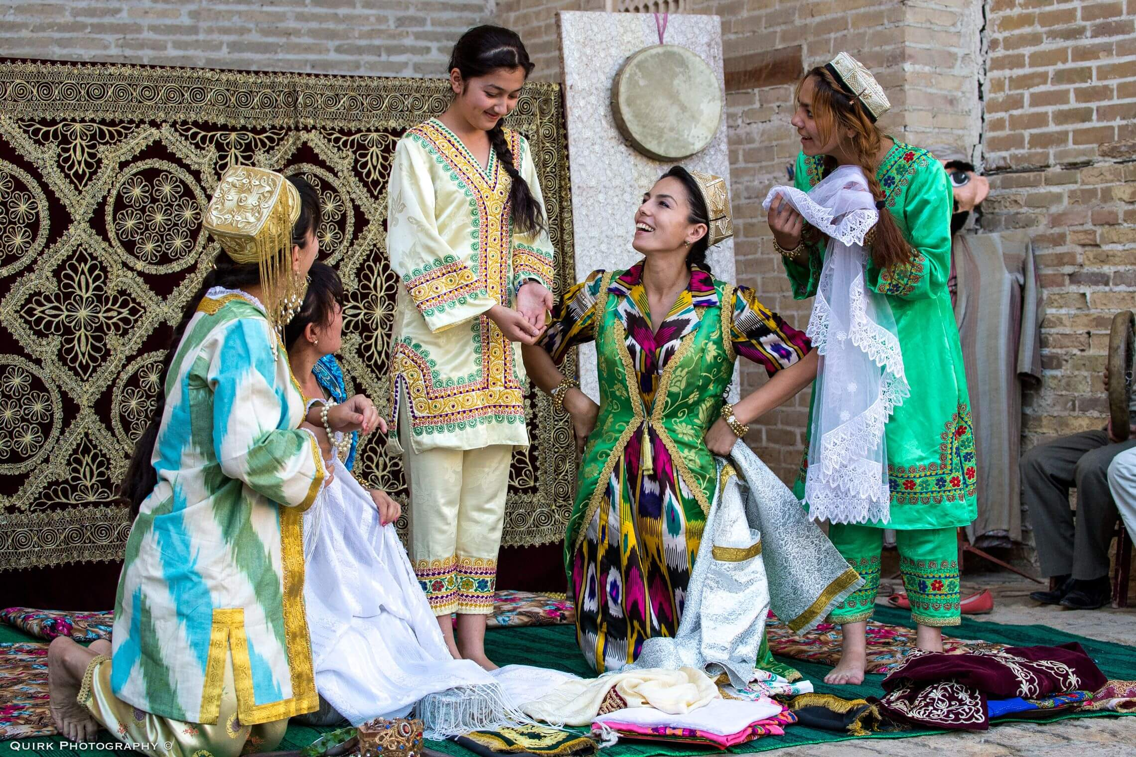 uzbek wedding customs traditions