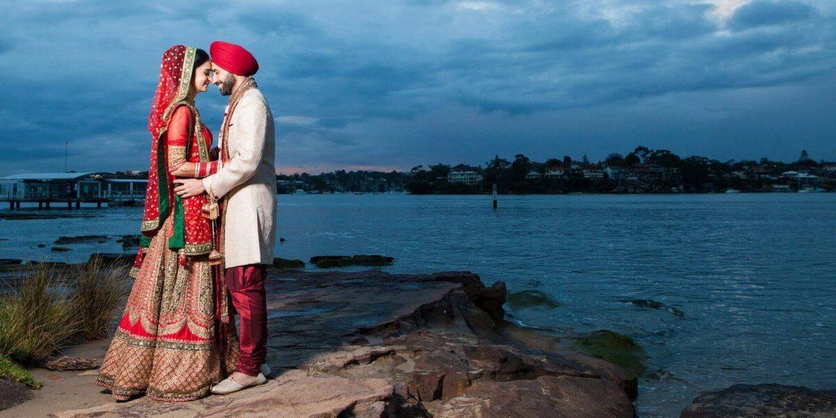 Romantic Beach Weddings By The Grand Indian Wedding Company