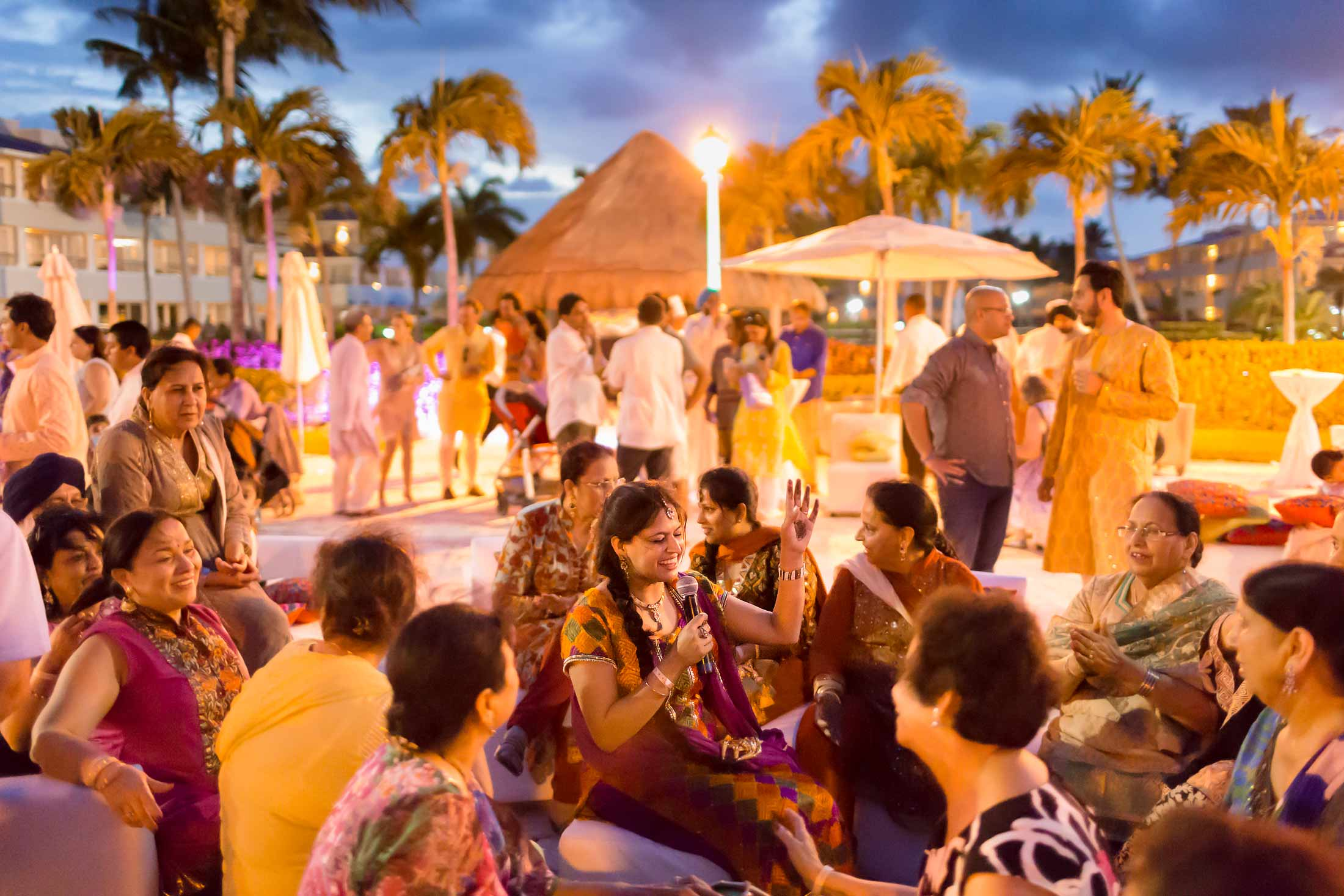 group wedding activities in mexico